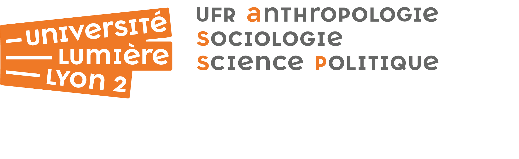 UFR Anthropologie, Sociologie et Science politique